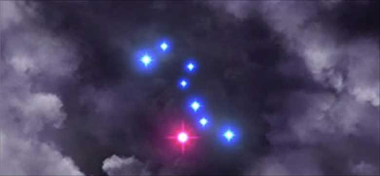 北斗七星+死兆星