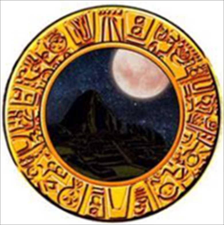 ボーナス終了画面満月